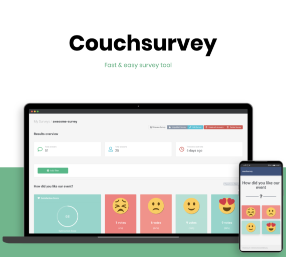 Couchsurvey